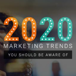2020 Marketing Trends title image