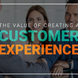 Title image for customer experience blog