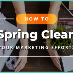 Marketing Spring Cleaning