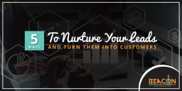 Turning leads to customers