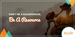 How to be resource