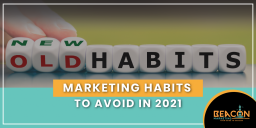 Bad Marketing Habits